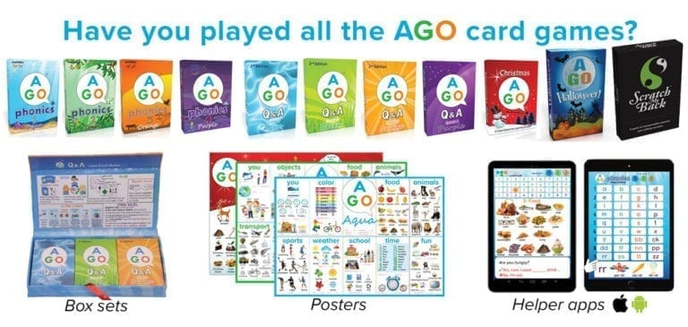 AGO card games product images